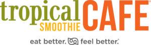 Tropical Smoothie Cafe logo. (PRNewsFoto/Tropical Smoothie Cafe)